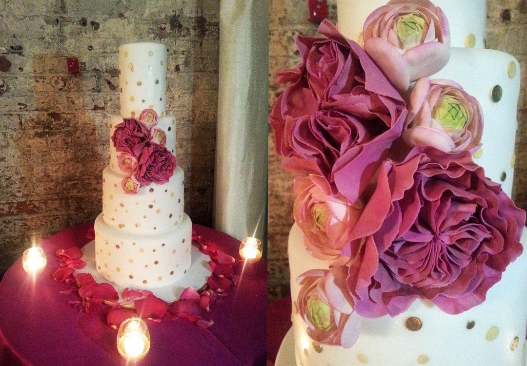 NYC Wedding Cakes