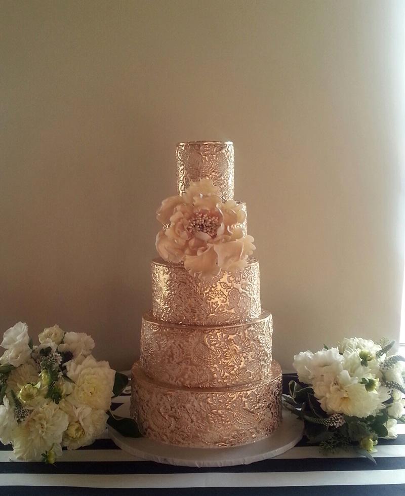 NYC Wedding Cakes